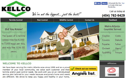 Kellco Termite and Pest Control